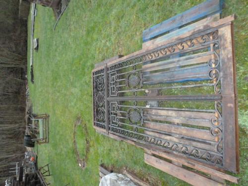 Portes Anciennes Chêne Et Hêtre Pougin Antiquités