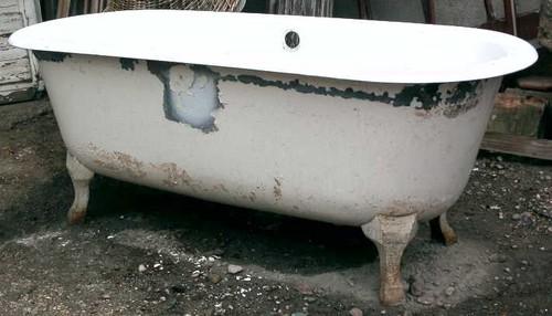 Pougin materiaux en fonte pougin antiquit s - Vieille baignoire en fonte ...